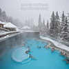 Banff Hot Springs in Winter