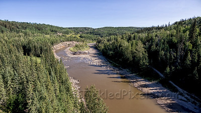 Kiskatinaw River