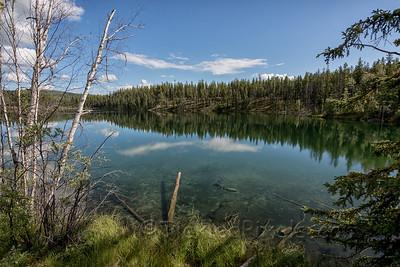 Lucky Lake, Yukon