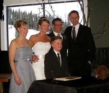 Bree & Todd's Wedding - March 2011