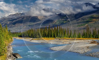 Kootenay River British Columbia Canada Panoramic Landscape Photography - 017384 - 04-09-2015 - 12932x7845 Pixel