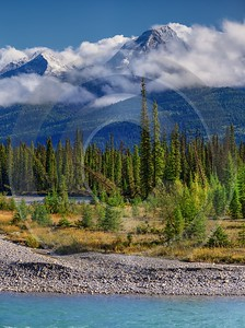 Kootenay River British Columbia Canada Panoramic Landscape Photography Fine Arts Order - 017404 - 04-09-2015 - 12193x16353 Pixel