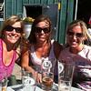 Pam, Kaisa & Lindsay