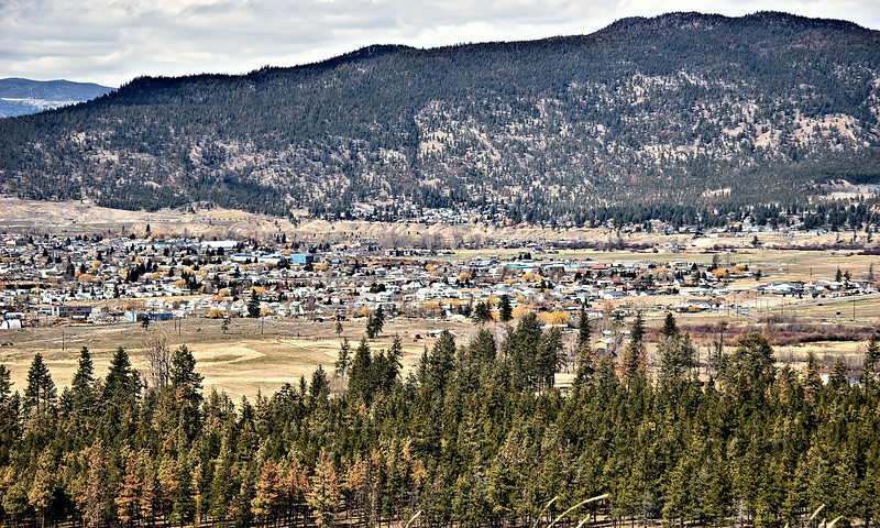 Merritt, B.C.