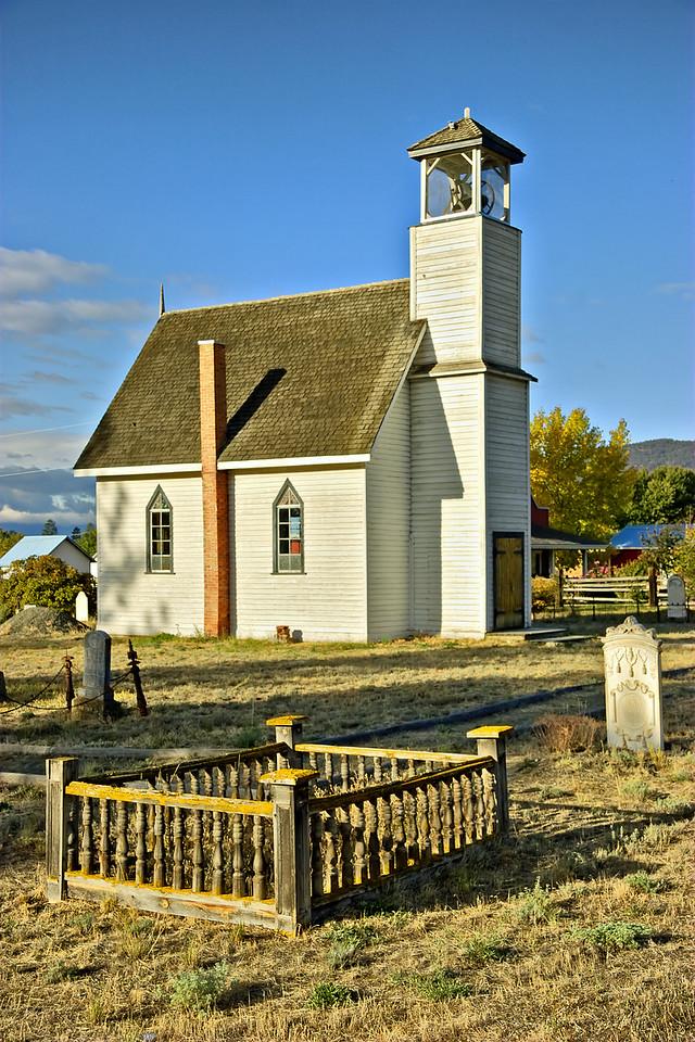 Murray Church, Nicola, B.C.