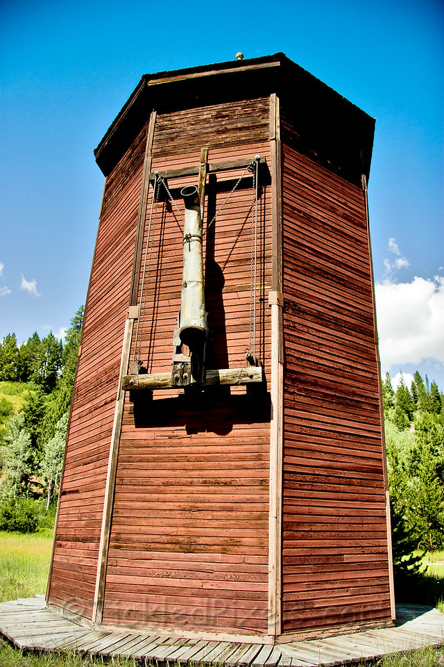 Brookmere Water Tower