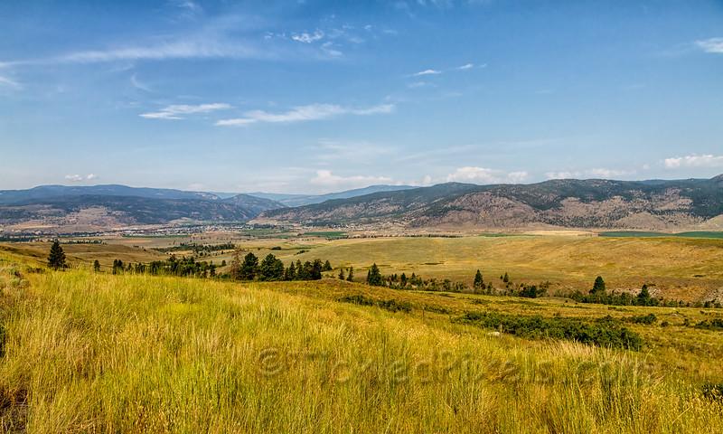 Merritt and the Nicola Valley