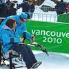 Matt Teach Alex to Sit Ski #1
