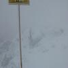 Caution - Avalanche Area!