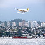 Seaplane – Vancouver, British Columbia – Photo