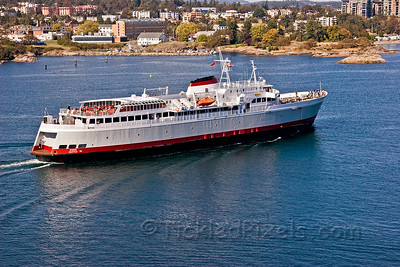 Ro-Ro Passenger Ferry 'Coho'