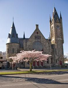 Victoria Conservatory of Music (Old Methodist Church)