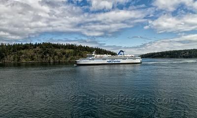 Ro-Ro Passenger Ferry 'Spirit of British Columbia'