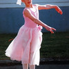 Linds ballet dancing