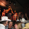 Linds on Stampede Stage Cowboys 2007