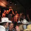 Linds on Stampede Stage Cowboys 2007