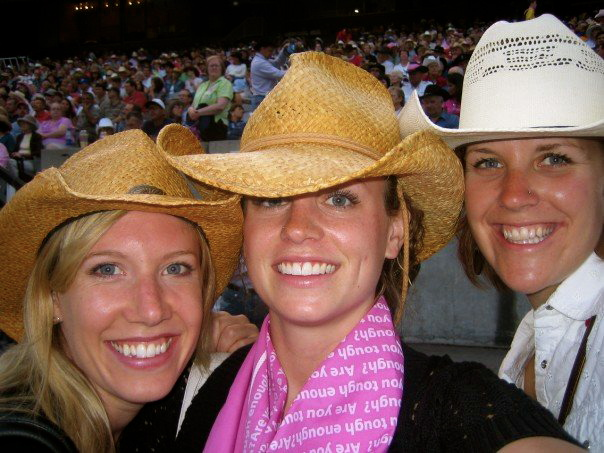 Stampede Linds KC Pam