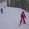 Skiing w Matt, Lindsay, Richard Blake, Nick Grant, Alison Bacon and Isabel Bacon