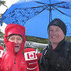 Matt, Lindsay and Wayne went to the final day of Paralympic Cross Country Skiing and met up with the Thomases