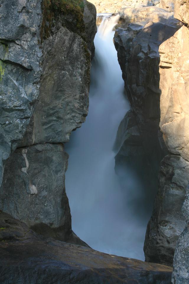 Nairn Falls, near Whistler BC