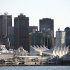 Vancouver Cruise Ship Docks