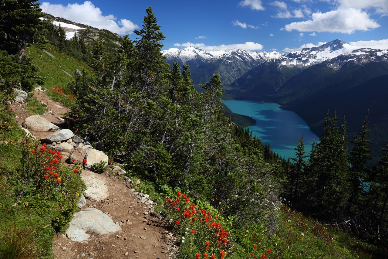 Hitting the High Note, Whistler, British Columbia