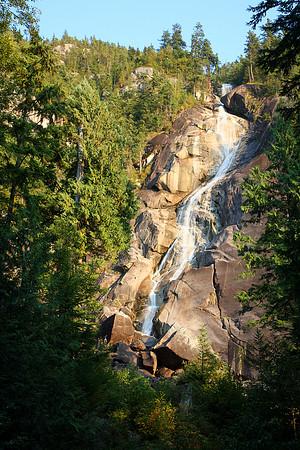 Shannon Falls, near Squamish BC