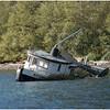 Half Sunk Boat