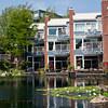 Multi Million dollar condos in Vancouvers False Creek area