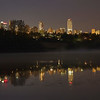 Burnaby's Metrotown reflection