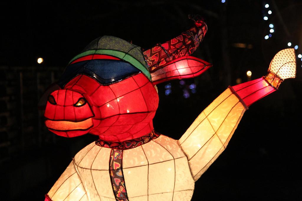 Scenes from the Vancouver 2010 Winter Olympics - Richmond's OZone celebrations<br /> Children's wonderland
