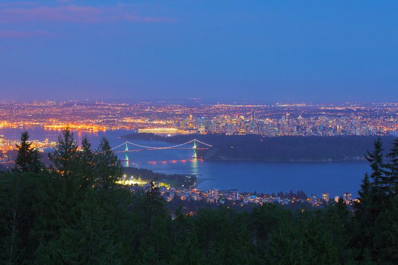 Vancouver City View