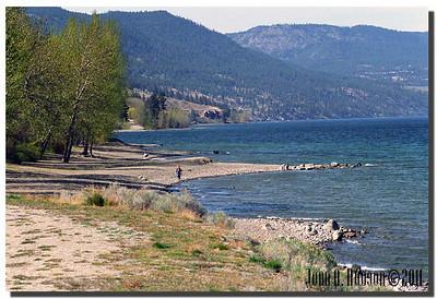 1593_1989011-R7-C3-NCS-BritishColumbia.jpg : Summer, Okanagan Lake, Summerland, BC