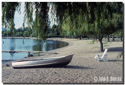 1978_BC-1-0380-NCS-BritishColumbia.jpg : Okanagan Lake shore line, Naramata, BC