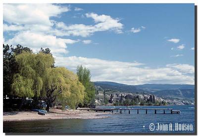 1935_BC-1-0115-NCS-BritishColumbia.jpg : Okanagan Lake at Naramata, BC