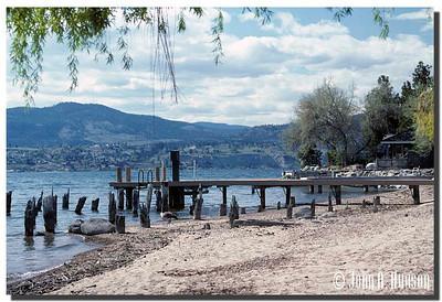 1937_BC-1-0123-NCS-BritishColumbia.jpg : Okanagan Lake shore line, Naramata, BC