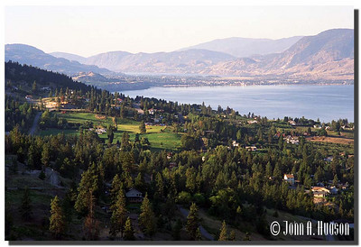1692_2000020-R3-C3-NCS-BritishColumbia.jpg : Naramata, Okanagan Lake, Penticton and Skaha Lake, taken from the Kettle Valley rail bed walking trail above Naramata.
