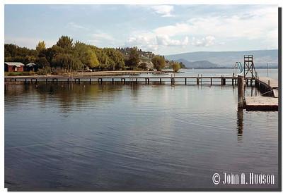 1979_BC-1-0382-NCS-BritishColumbia.jpg : Okanagan Lake shore line, Naramata, BC