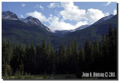 1577_small-1982006-R6-C1-NCS-BritishColumbia.jpg : Vermilion Crossing, Highway 93, between Castle Junction [mid way between Banff and Lake Louise, Alberta] and Radium Hot Springs, British Columbia.
