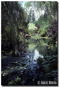 1927_BC-1-0078-NCS-BritishColumbia : Butchart Gardens, Brentwood Bay, Vancouver Island