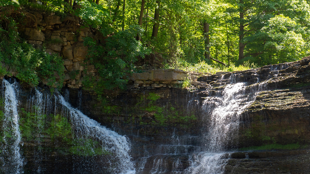 Upper Falls of Ball's Falls Conservation Area