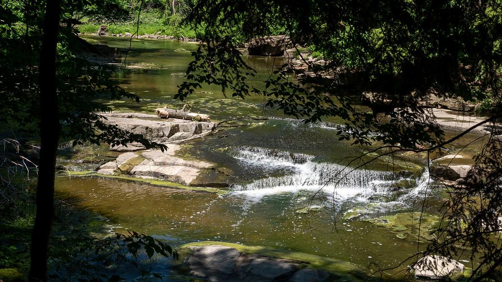 Twenty Mile Creek in Ontario
