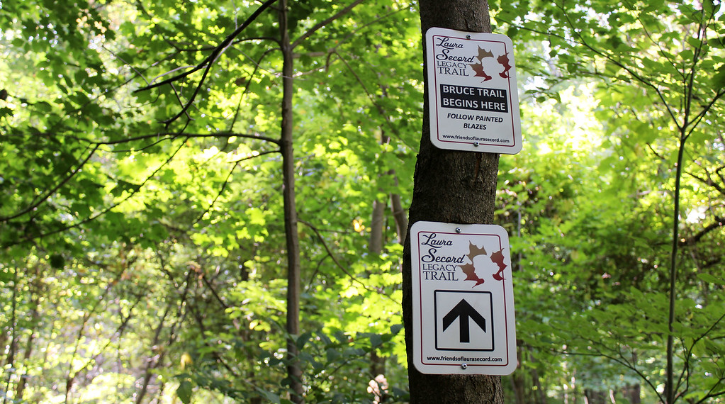 Hiking in Niagara: Laura Secord Legacy Trail