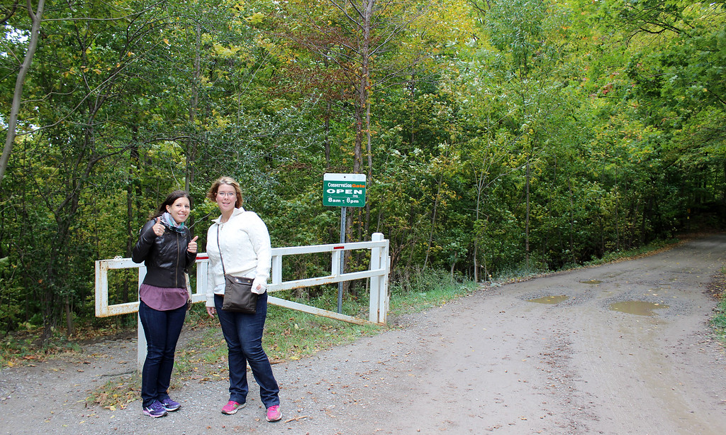 Woodend Conservation Area Niagara