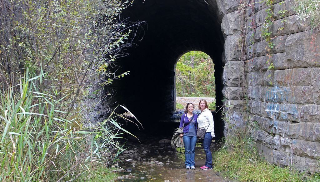 The Screaming Tunnel Niagara Falls