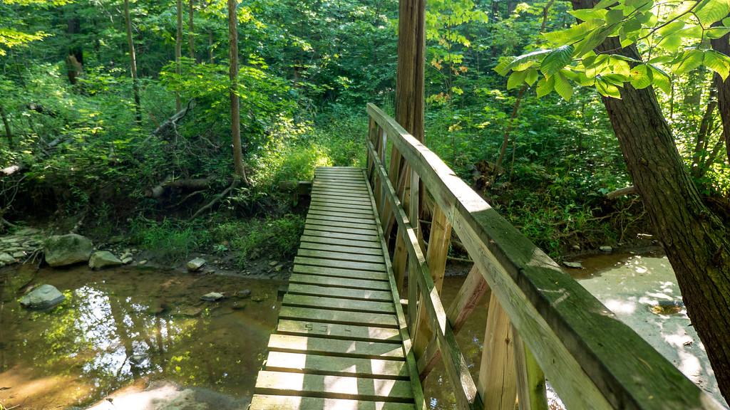 Jordan hiking trails - Jordan, Ontario