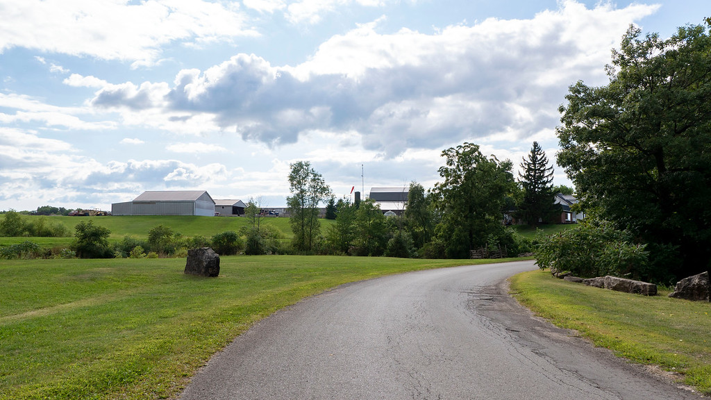 Wine country and the Bruce Trail