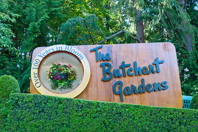 Butchart Gardens-0367