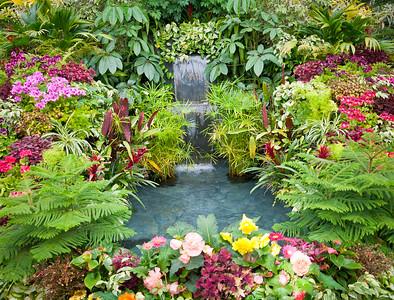 Butchart Gardens-0476