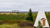 CANADA-NEW BRUNSWICK-Shediac-Pointe du Chene Range Front Lighthouse